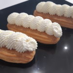éclairs vanille chantilly